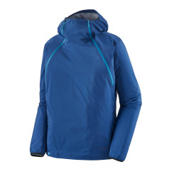Geaca Alergare Barbati Patagonia Storm Racer Jacket Albastru