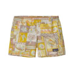 Pantaloni Scurti Casual Copii Patagonia Girls' Baggies Shorts Multicolor Pantaloni Scurti Casual Copii Patagonia Girls' Baggies Shorts Multicolor